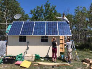 Solar energy*